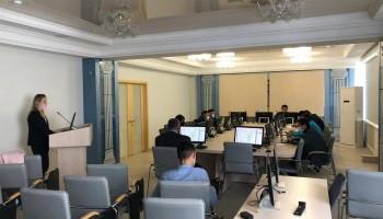 Совещание под председательством министра транспорта Республики Якутия