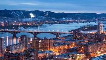 Актуализация документов транспортного планирования Красноярской агломерации
